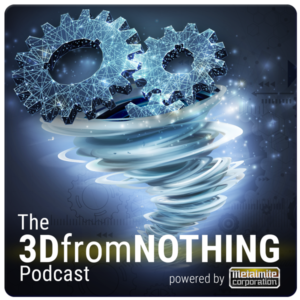 Listen to Metalmite's 3D from nothing podcast
